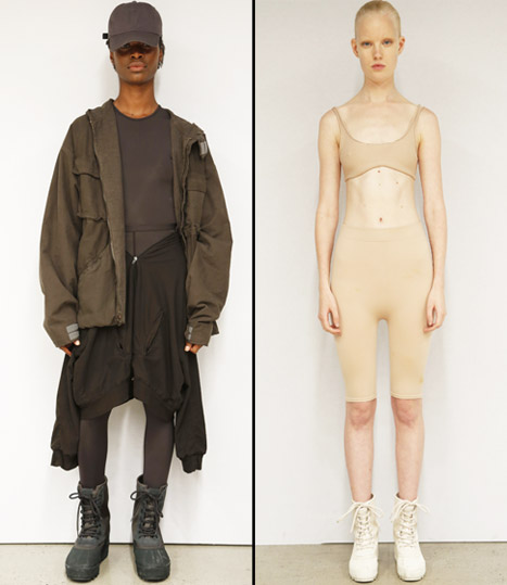 Kanye West's Yeezy Season 2 looks drew criticism, but the rapper