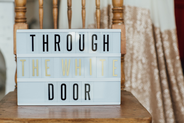 Through The White Door Bridal Boutique ⎟ Peggy Saas ⎟ see more on: http://burnettsboards.com/2015/09/truvelle-trunk-show-white-door/