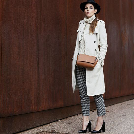 Trench Coat Outfit Ideas (3)