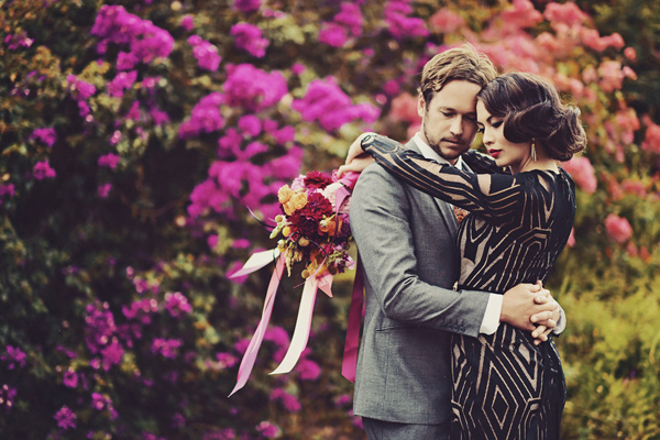 wedding inspiration - photo by Tamiz Photography http://ruffledblog.com/inspired-by-color-wedding-ideas