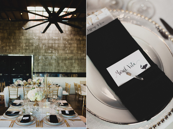 modern wedding reception - photo by Chaz Cruz http://ruffledblog.com/boho-glam-wedding-in-colorado