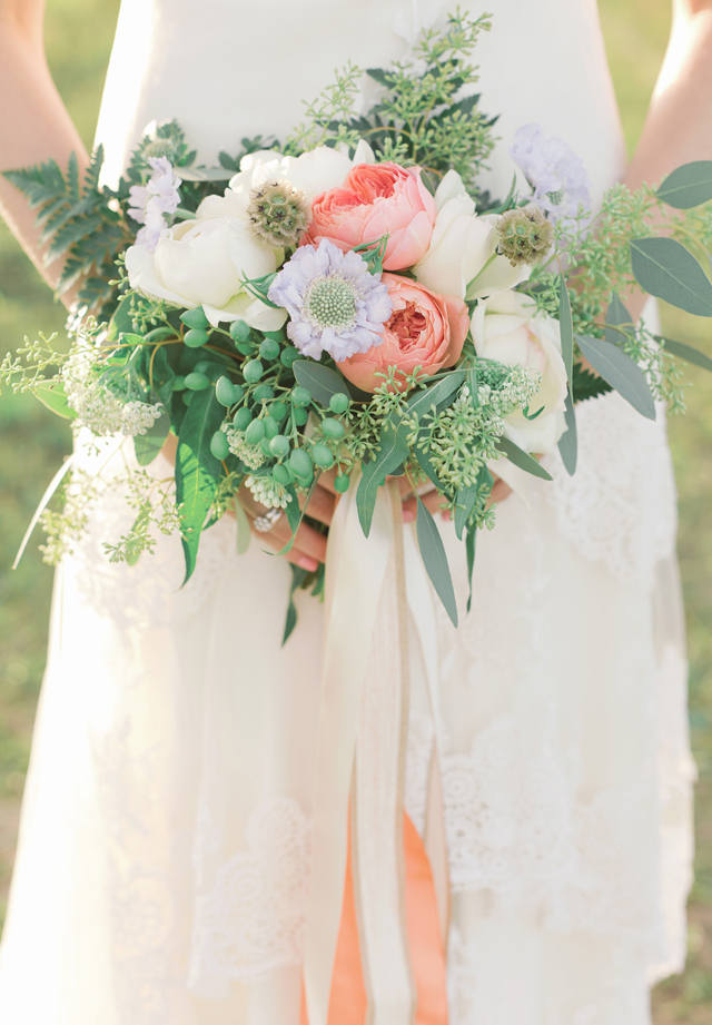 Pink peony bridal bouquet | Ann Imagines | see more on: http://burnettsboards.com/2015/09/portraits-bride-groom/