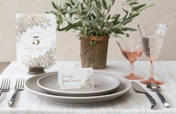 Dayoff Wedding Paper Goods by Minted + $  500 GiveawayDayoff