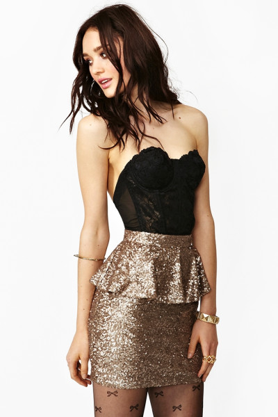 summer sequins party dress