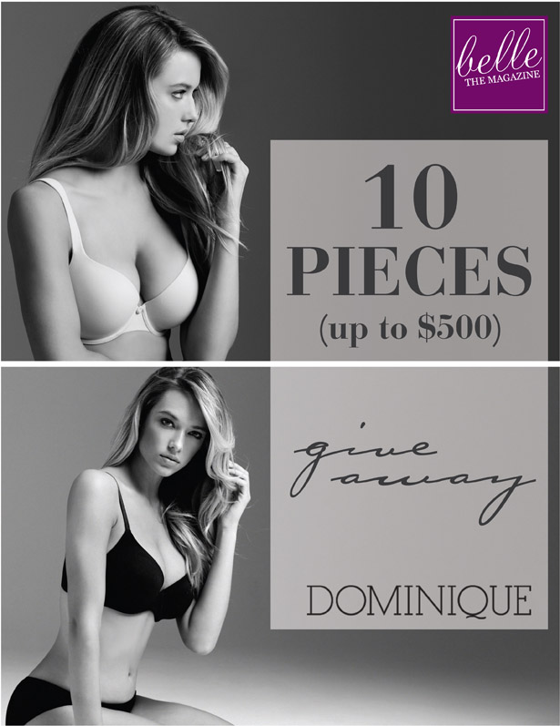Win up to $  500 in Intimate pieces by Dominique a #BTMVendor