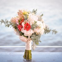 Wedding Bouquet - Stephanie Rose Events and Heather Elise Photography
