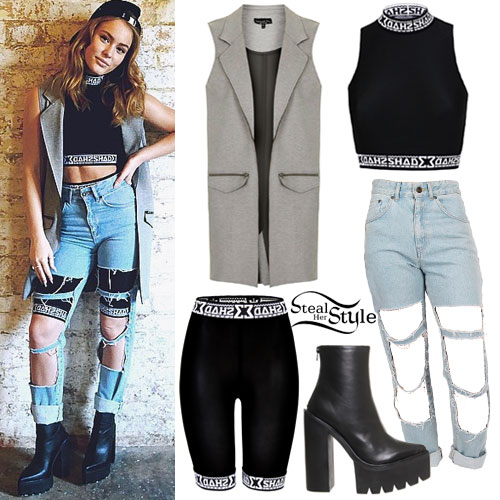 Lita Boots Outfits (1)