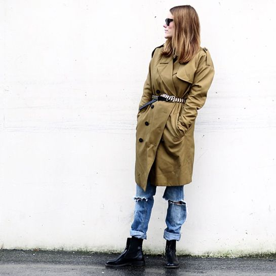 Trench Coat Outfit Ideas (2)