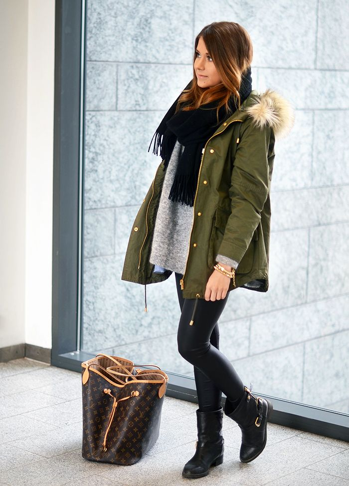 minimalist outfits for winter12