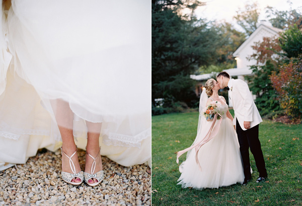southern Keswick Vineyards wedding - photo by Elisa Bricker http://ruffledblog.com/southern-keswick-vineyards-wedding