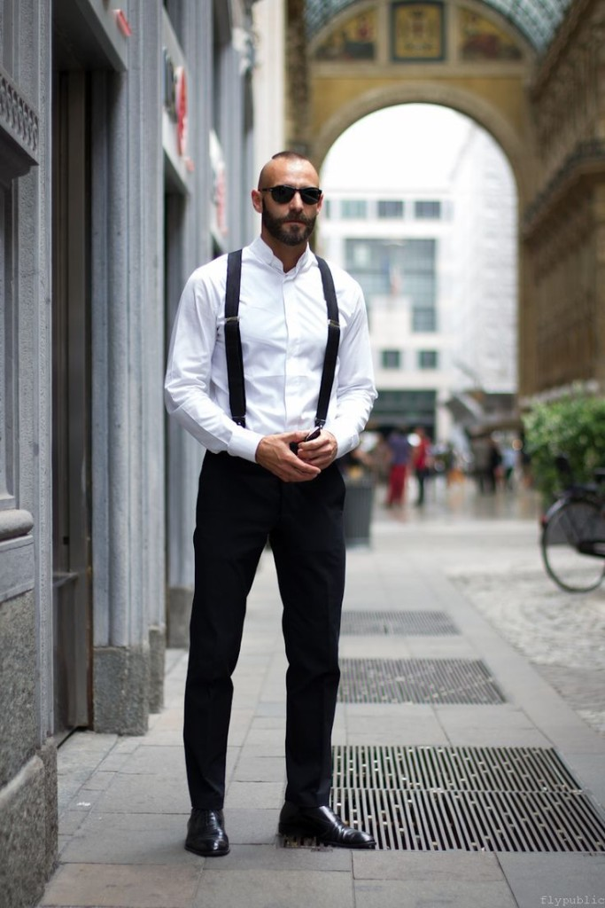 White Shirt Outfits for Men (6)