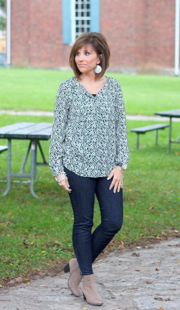 cute outfits for women over 402