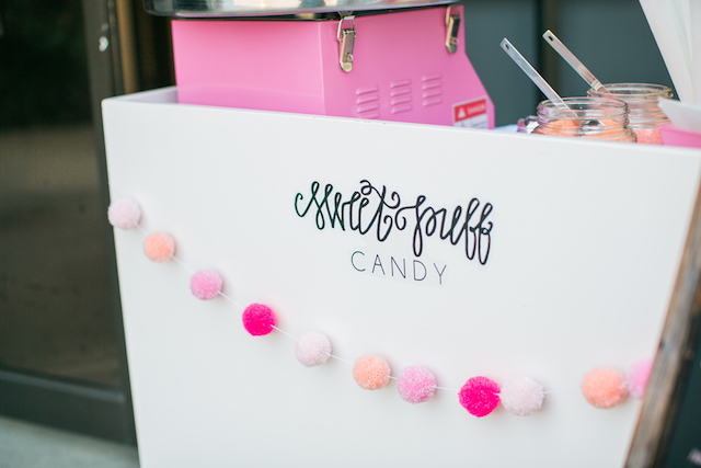 Cotton candy | Sweetness and Light Photography | see more on: http://burnettsboards.com/2015/09/host-networking-party/