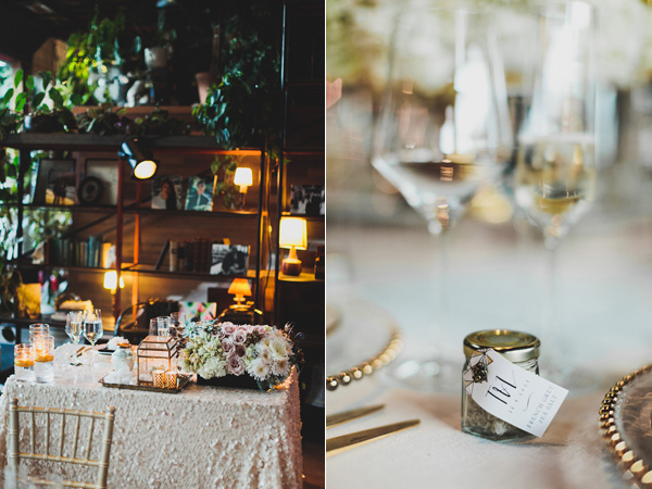 wedding reception - photo by Chaz Cruz http://ruffledblog.com/boho-glam-wedding-in-colorado