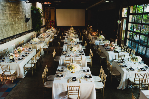 SmogShoppe reception - photo by Chaz Cruz http://ruffledblog.com/boho-glam-wedding-in-colorado