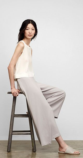 minimalist outfit for summer15