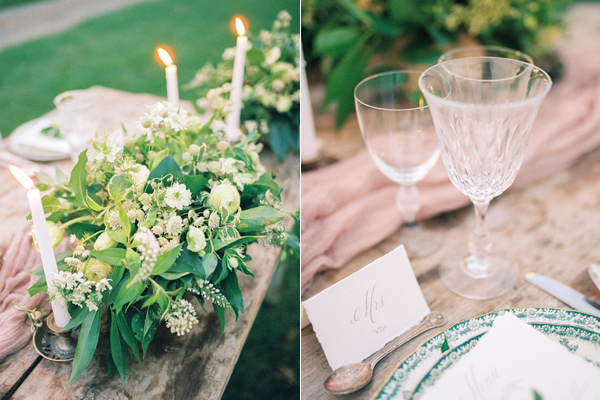 Antique Silver wedding inspiration - photo by Wedding Nature Photography http://ruffledblog.com/elegant-vineyard-wedding-inspiration