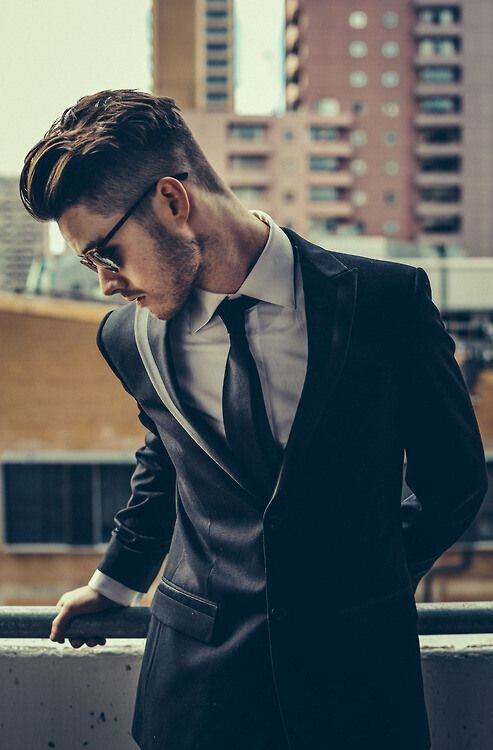 preppy hairstyles for men 5