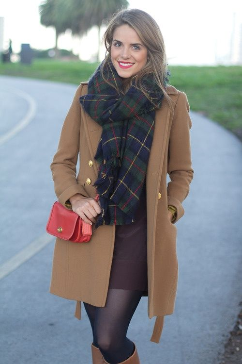 15 winter preppy outfit ideas for women 10