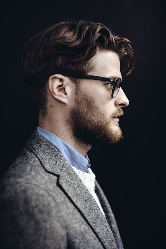 preppy hairstyles for men