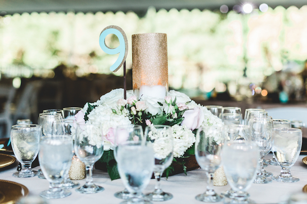 Wedding Centerpiece - Michael Anthony Photography