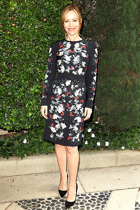 Leslie Mann attends the Rape Foundation's annual brunch at Greenacres, The Private Estate of Ron Burkle on October 4, 2015 in Beverly Hills, California.