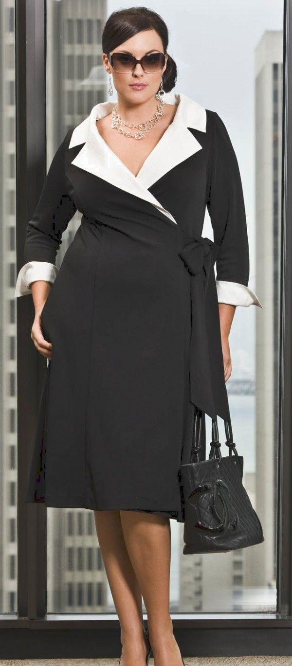 plus size women over 50 13