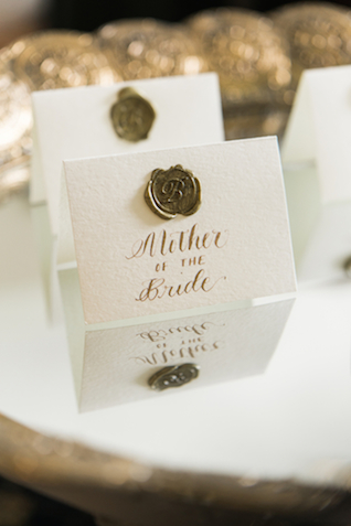 Mother of the bride card | Joy Michelle Photography | see more on: http://burnettsboards.com/2015/10/windswept-wedding-inspiration/