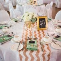 mint-and-gold-sequins-wedding