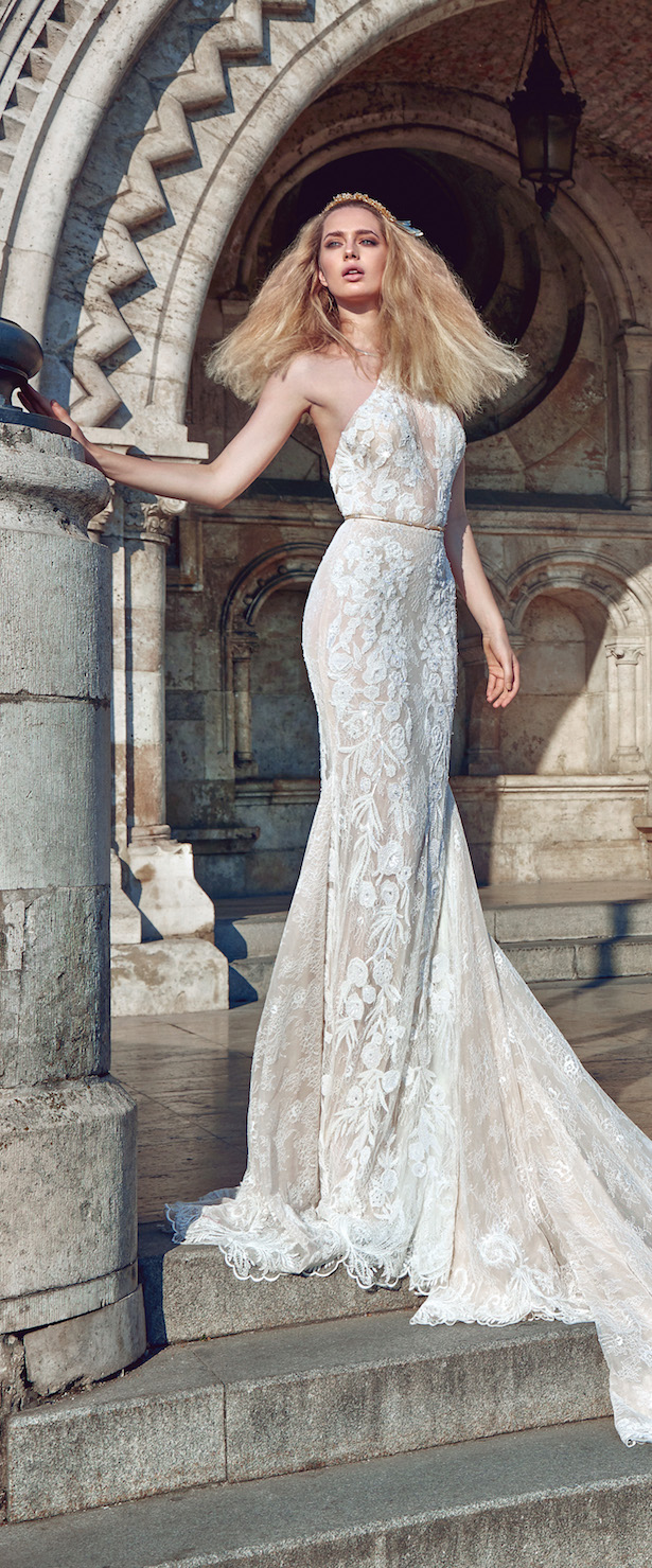 Galia Lahav Fall 2016 Ivory Tower Collection | Wedding