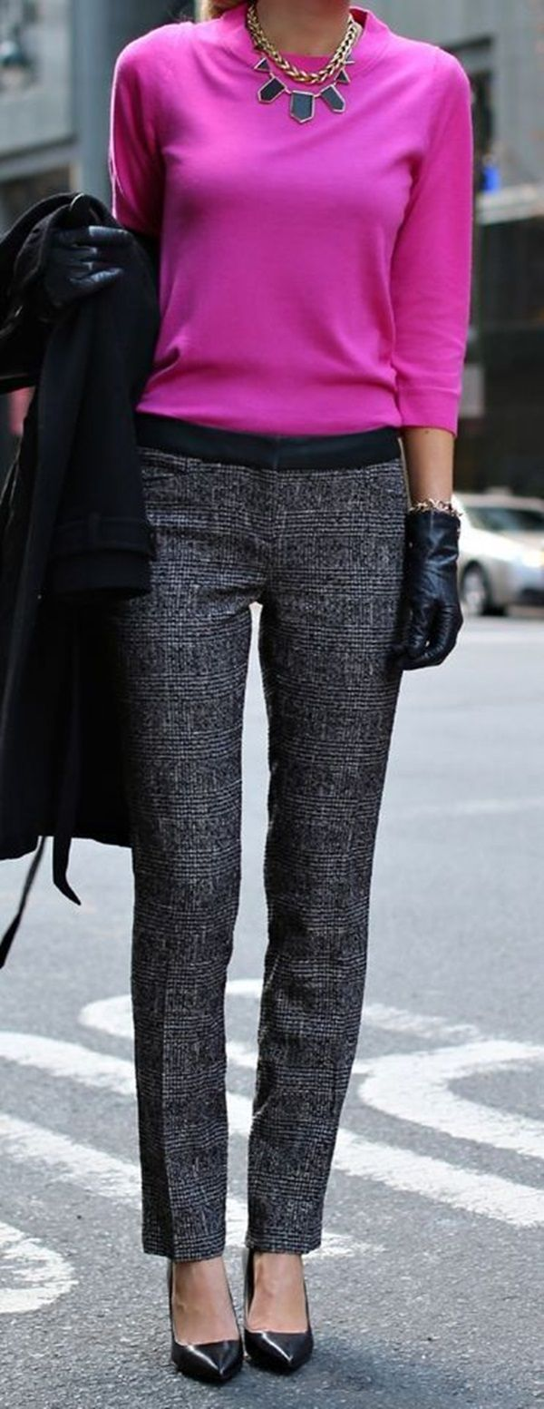15 winter preppy outfit ideas for women 2