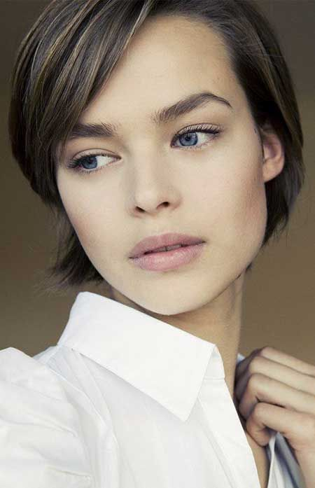 preppy hairstyles for women 5