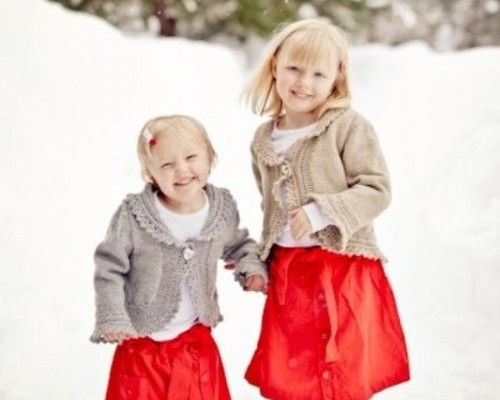 0fd13809882d 17 Pretty And Warm Winter Flower Girl Outfits