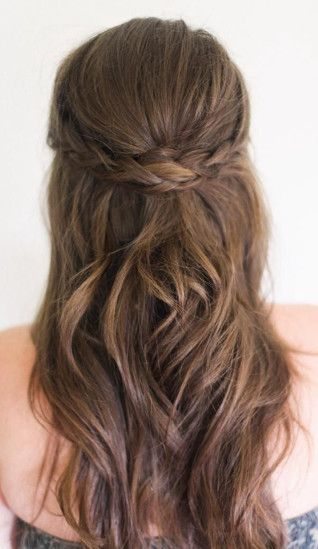 preppy hairstyles for women 14