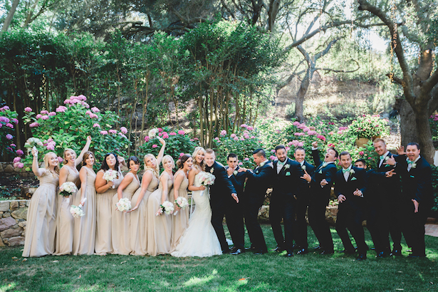 Bridal Party -Michael Anthony Photography