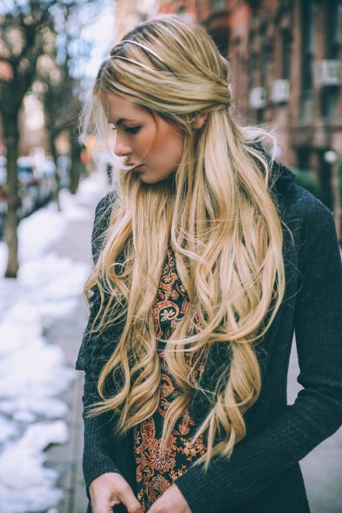 preppy hairstyles for women 1