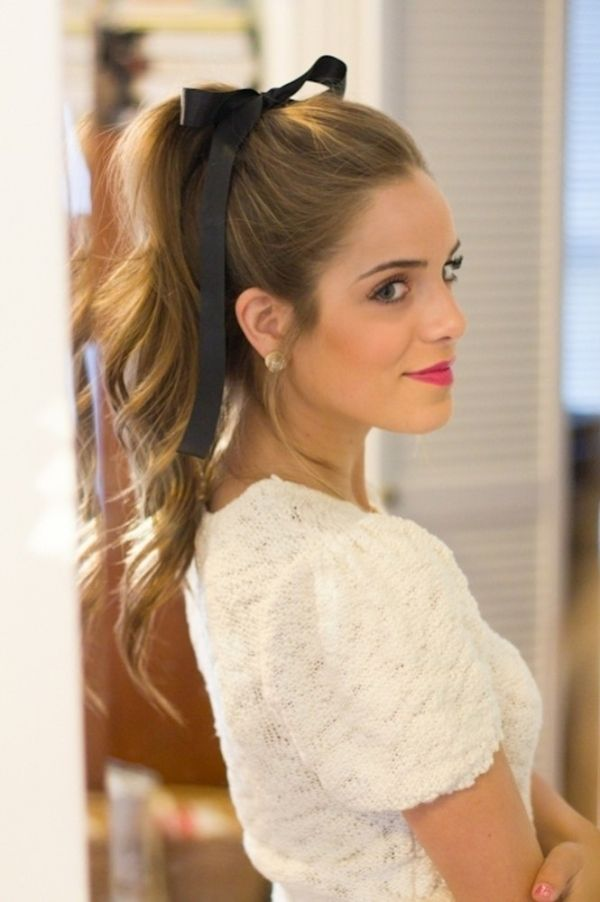 preppy hairstyles for women 4