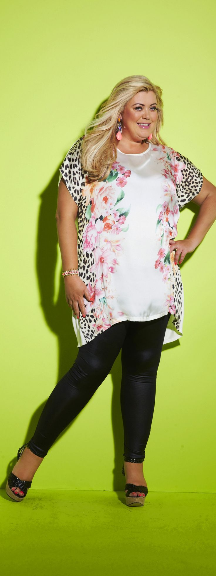 plus size women over 50 15