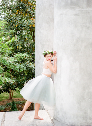 Ballet themed bridal boudoir session | Lissa Ryan Photography | see more on: http://burnettsboards.com/2015/10/ballet-boudoir/
