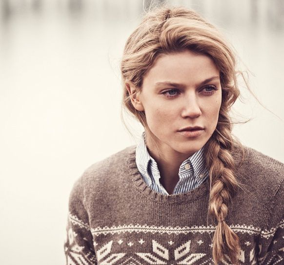preppy hairstyles for women 13