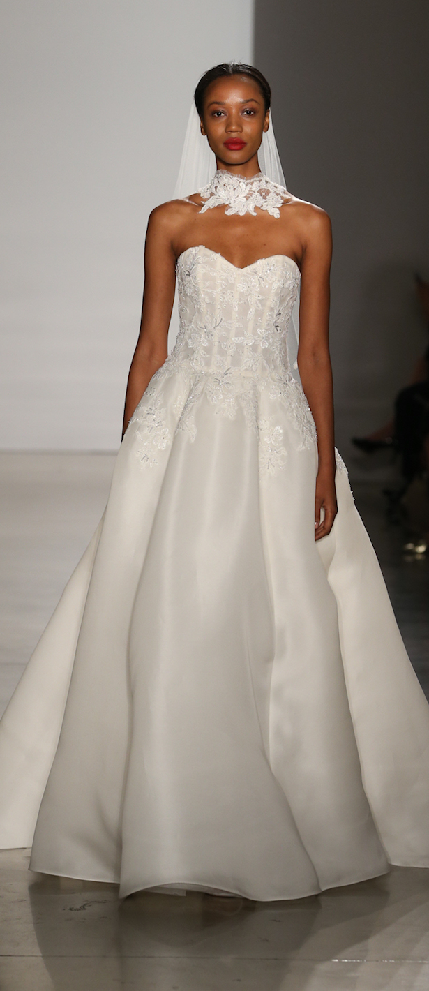 Amsale Fall 2016 Wedding Dress