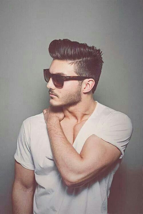 preppy hairstyles for men 19