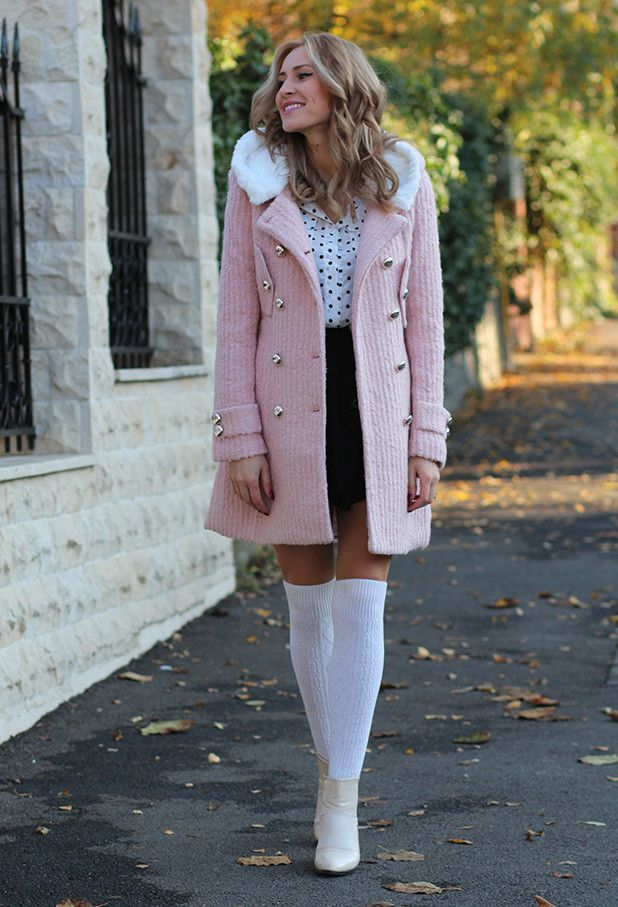 15 winter preppy outfit ideas for women9