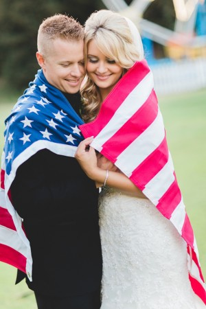 4th of July Wedding -Michael Anthony Photography