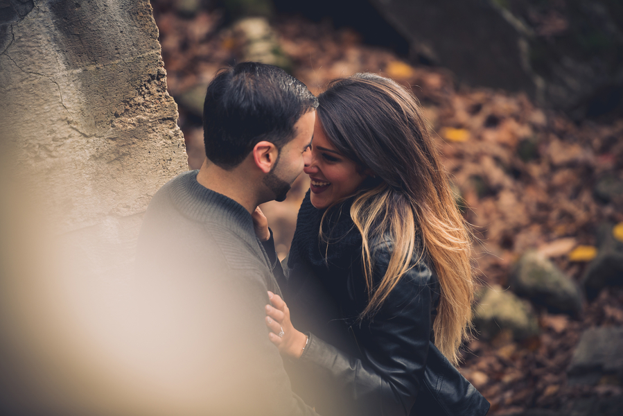 Fall Engagement Session - Nick Ghattas Photography