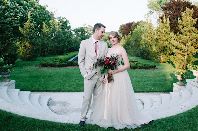 Manet themed wedding inspiration shoot | Tulip + Rose Photography | see more on: http://burnettsboards.com/2015/11/manets-luncheon-grass-wedding-inspiration/