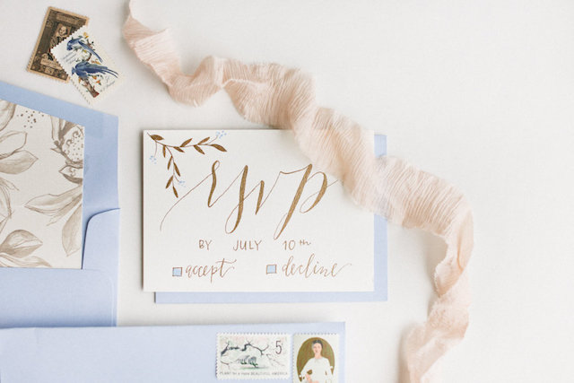 Gold calligraphy | Ivy & Stone Photography | see more on: http://burnettsboards.com/2015/11/world-european-romance-themed-wedding/