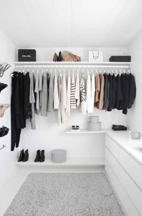 Weu0027ve Gathered Our Favorites In The Gallery Below For You To Get Inspired  And Answer The Question For Yourself: Would You Prefer A Simple Closet To A  ...