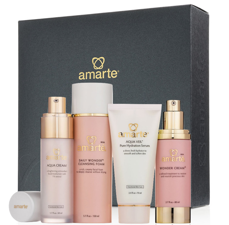 Need an all-in-one skincare ritual kit that packs a punch? Amarte Max2 Collection Set has everything you need to achieve complexion perfection for the holiday season and beyond!