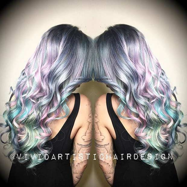 Instagram / vividartistichairdesign